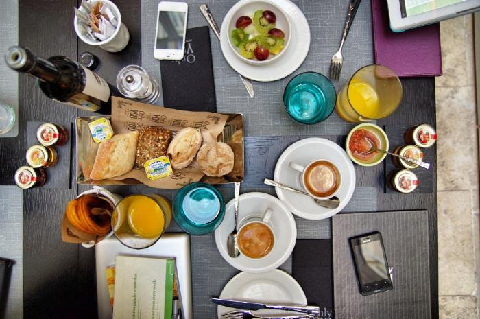 Only You Hotel Madrid Frühstück