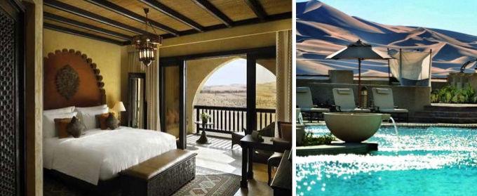 Qasr Al Sarab Abu Dhabi