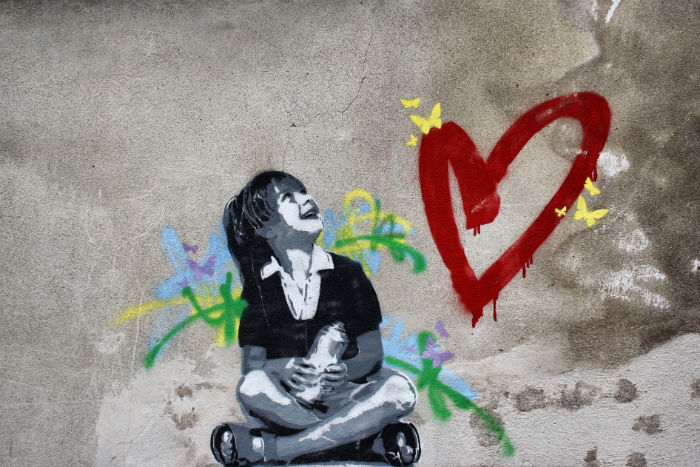 Streetart in Padua
