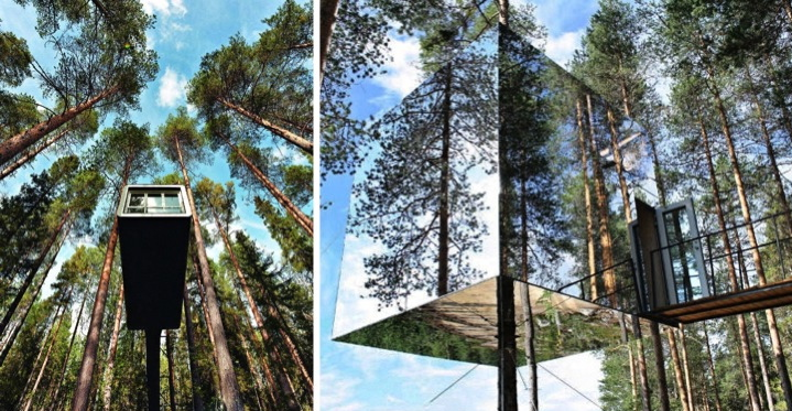 Treehotel Schweden