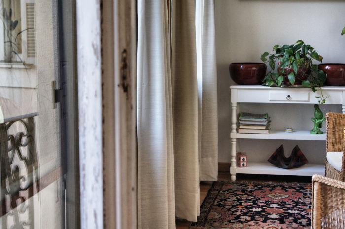 Wohnung mit Ausblick in Rom