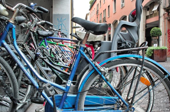 Fahrrad-Padua