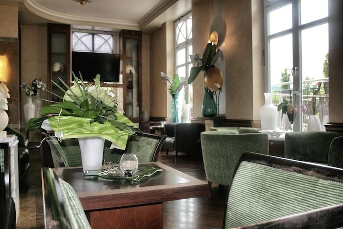 Lobby Spirit Spa Birkenhof