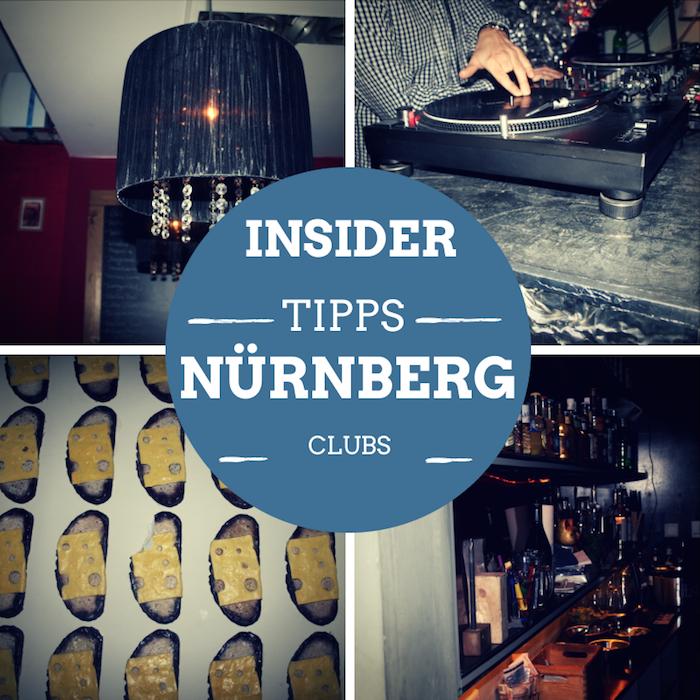 Insider Tipps Clubs Nürnberg