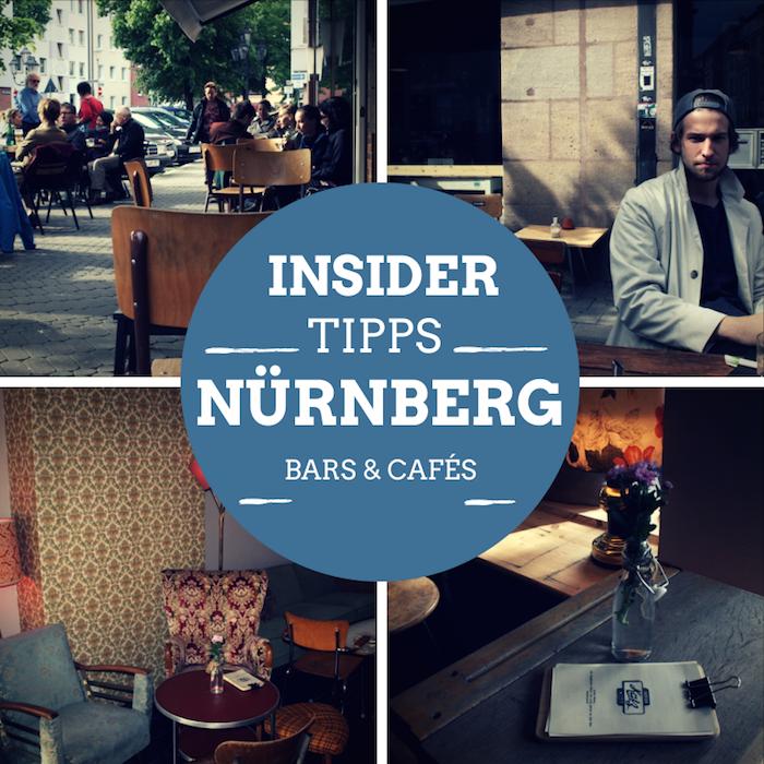 Insider Tipps Bars & Cafés Nürnberg