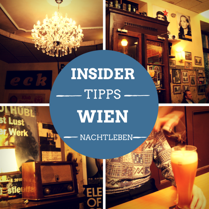 Insider Tipps Wien