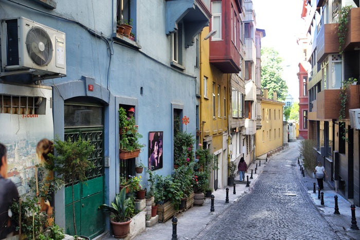Istanbul-Gasse
