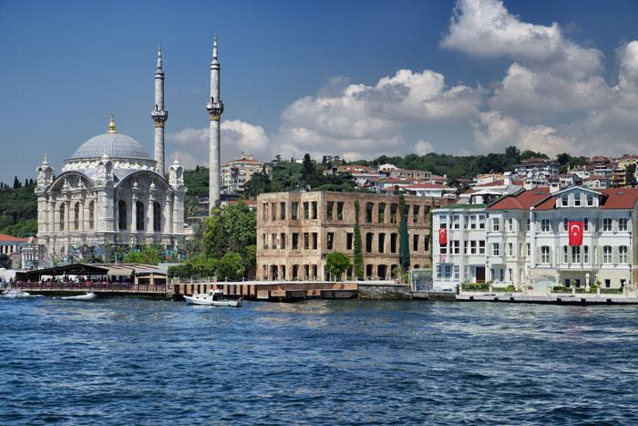 Istanbul-MoscheeBosporus
