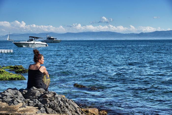 Istanbul-RückenPrinzeninsel