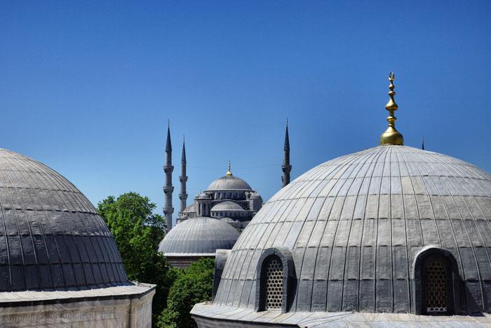 Istanbul-SultanAhmedMoschee