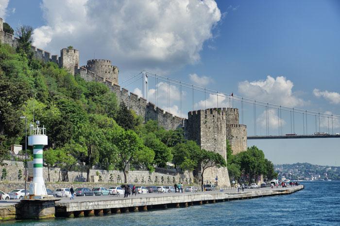 Istanbul-europabrücke