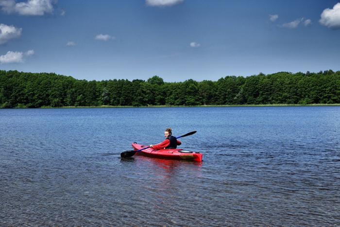 Kanu-Fahren-Mecklenburgische-Seenplatte