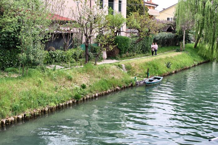 Padua-Fluss
