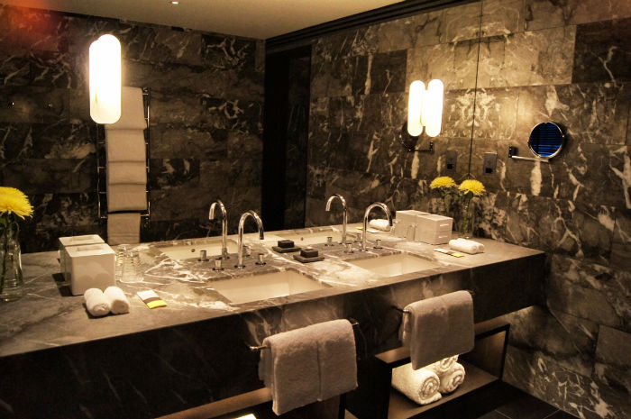 Spa Bad South Place Hotel London