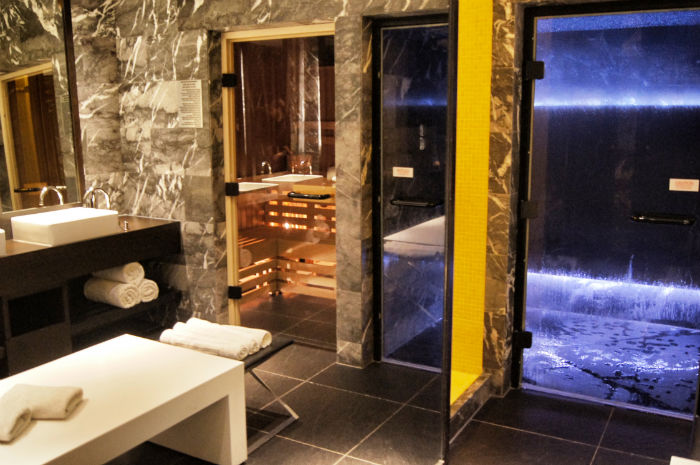 Spa South Place Hotel London