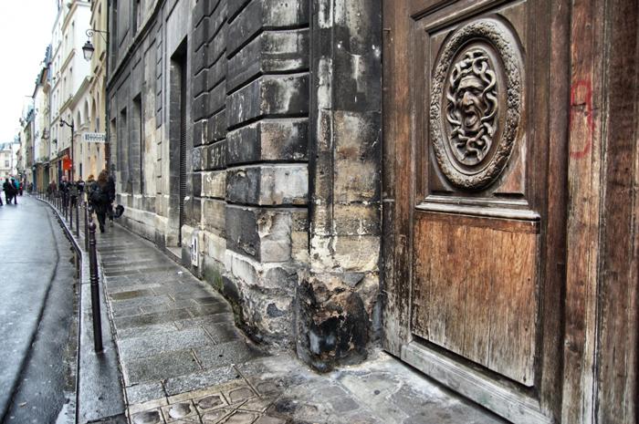 Straßen-Paris