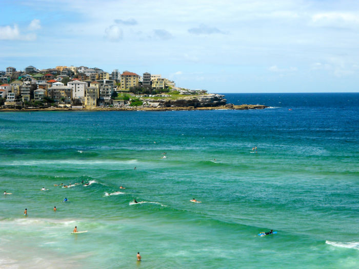 Bondi Beach Paradies