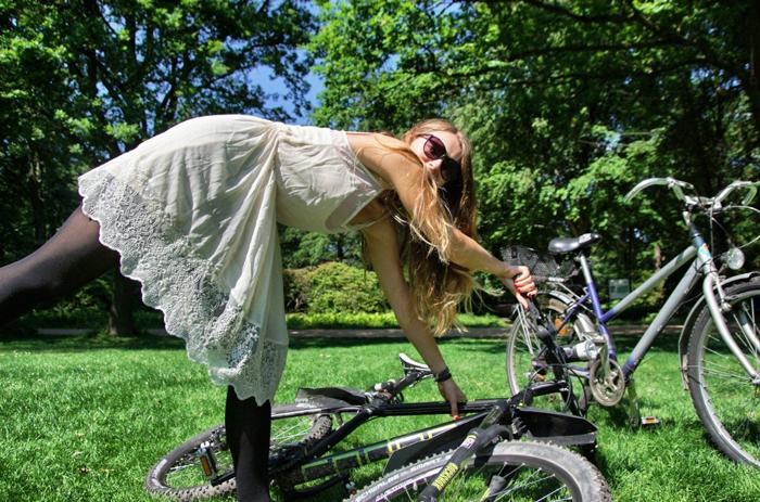 Christine-Neder-Fahrrad