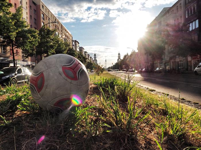 Fußball-Berlin