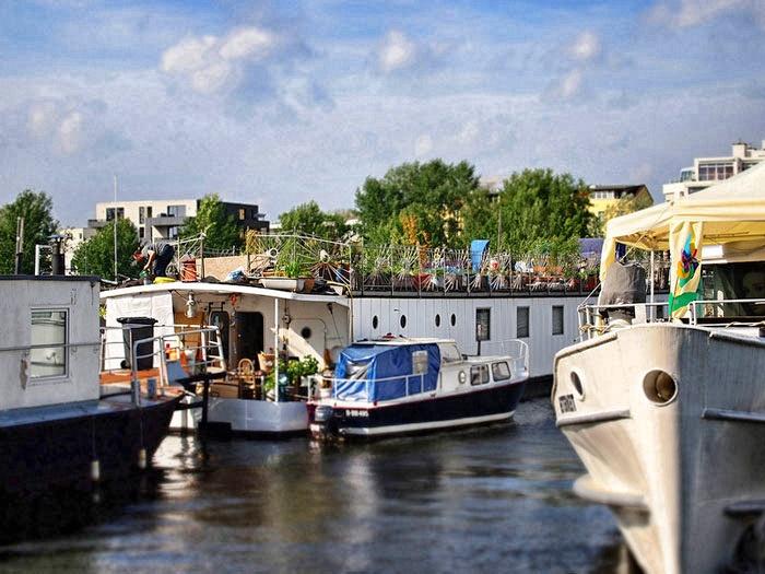 Hausboot-Berlin