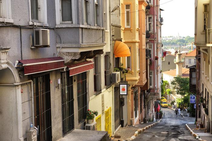 Istanbul-GasseBeyoglu