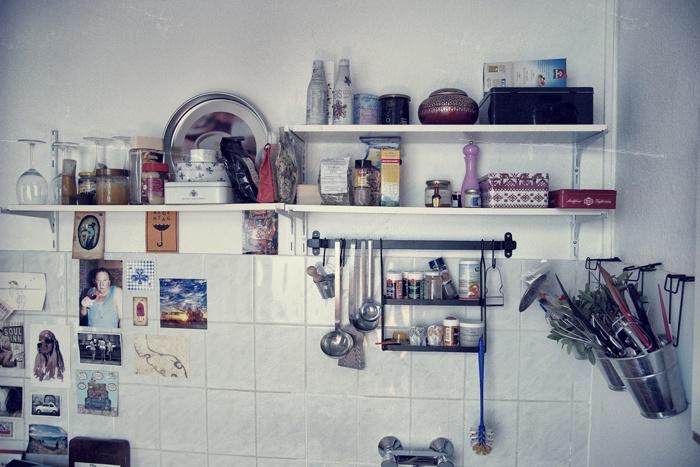 Küchernwand