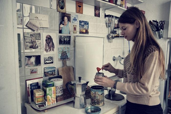 So wohne ich - Grandma\'s Designbutze | Lilies Diary | Der ...