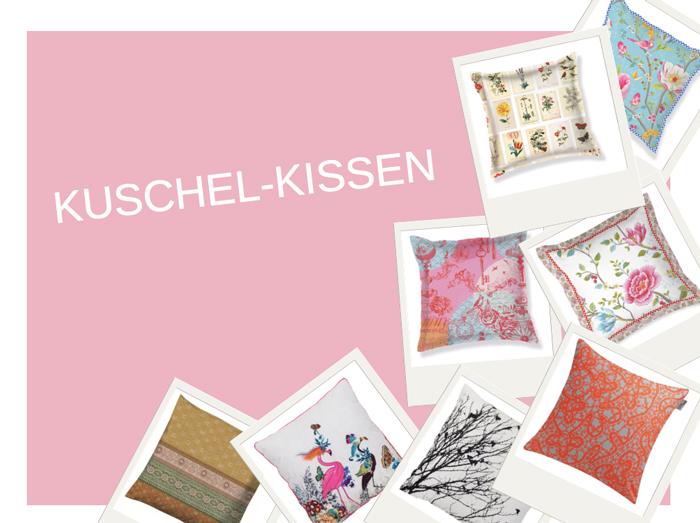 Kuschel-kissen