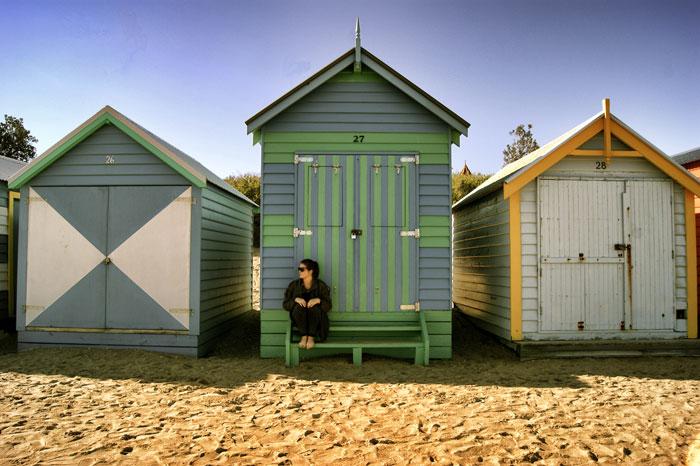 Melbourne-Brighton-Beach