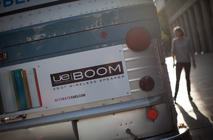 Ultimate Ears BOOM Bus