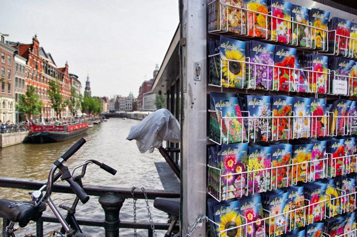 Amsterdam-Blumenmarkt