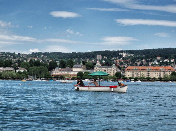 Bootfahren-in-Zürich