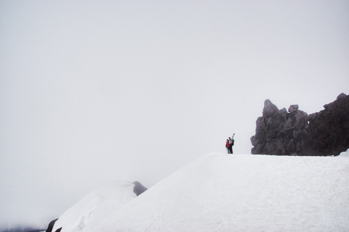 Christine-Neder-Gipfel-Gletscher Snæfellsjökull
