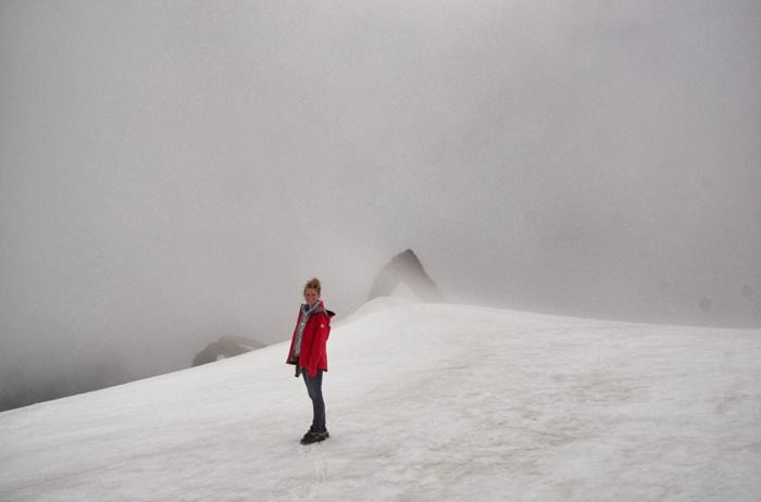 Christine-Neder-Gletscher Snæfellsjökull