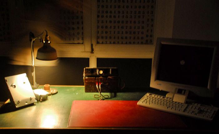 Der Geist im Hackers Room