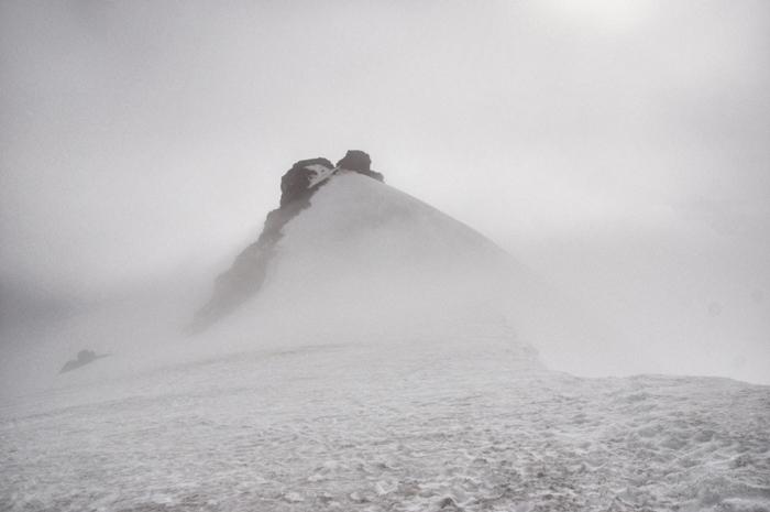 Gipfel-Gletscher Snæfellsjökull