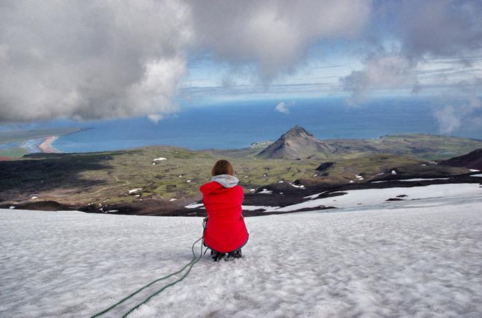 Gletscher Snæfellsjökull Christine Neder