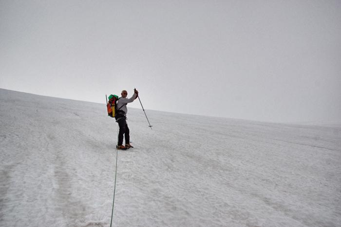 Gletscher Snæfellsjökull-Jon
