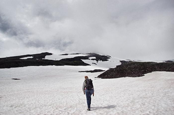 Gletscherwanderung-Gletscher Snæfellsjökull