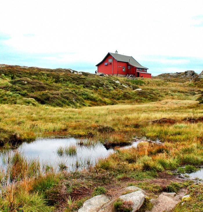 Haus-in-Norwegen