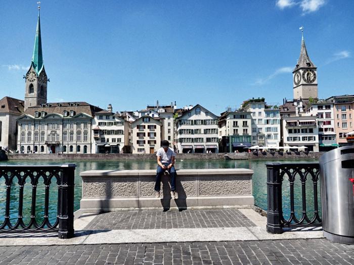 Innenstadt-Zürich