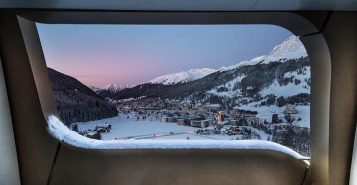 INTERCONTINENTAL DAVOS-Ausblick