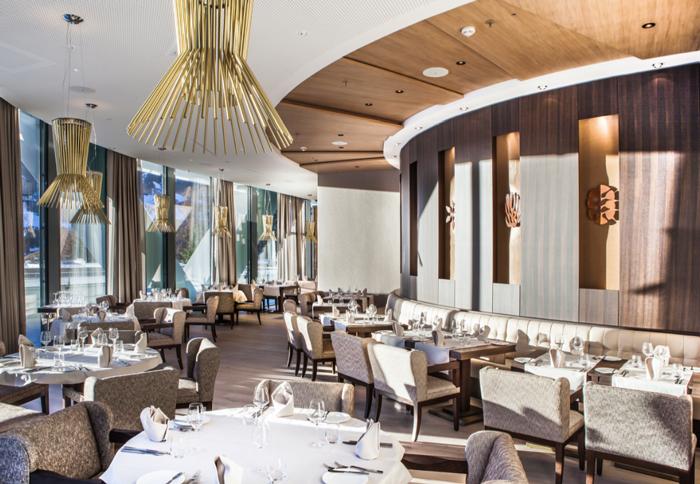 INTERCONTINENTAL DAVOS-Restaurant
