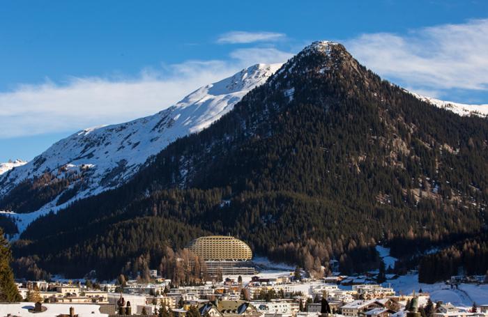 INTERCONTINENTAL DAVOS-Schweiz