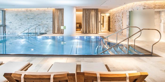 INTERCONTINENTAL DAVOS-Schwimmbad