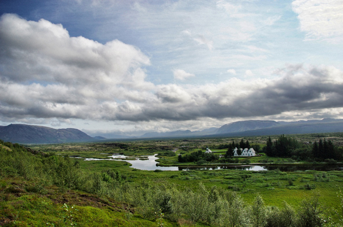 Island-Thingvellir-Nationalpark