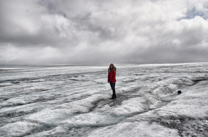Langjökull Gletscher Christine Neder