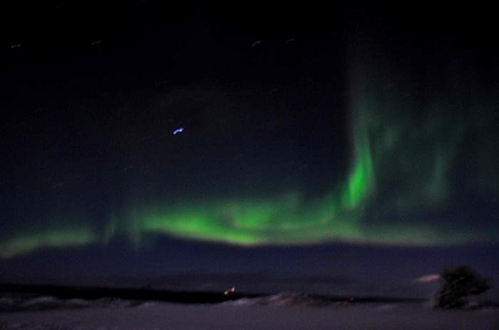 Nordlicht-Norwegen