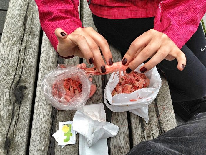 Norwegen-Essen