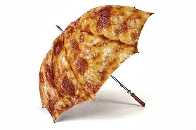 Pizza Regenschirm